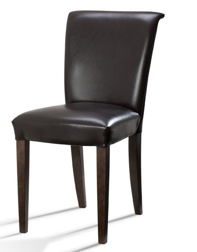 Fabric and leather contract dining chairs for restaurants
