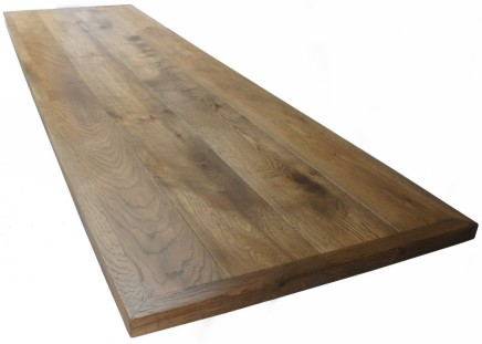 Reclaimed Character Oak Flooring Table Top