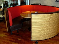Restaurant Banquette Seating