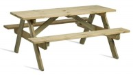 Lynx Square Outdoor Dining Table