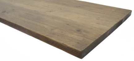 Reclaimed Timber Table Tops For Restaurants And Cafes - Salvaged wood table top