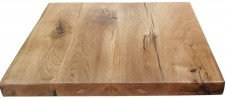 Reclaimed Oak Table Top Square