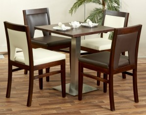 Fusion Restaurant Chairs and Table
