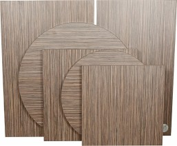 Zebrano Table Tops