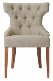 Paloma Button Back Side Chair