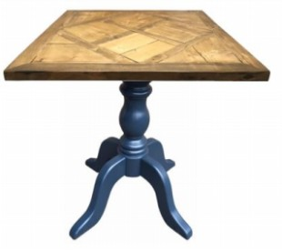 Melba single pedestal table base